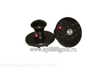 Корректор дисковой дермальный эбонитовый с шипами купить www.api888gold.ru